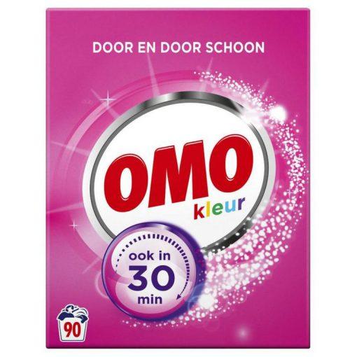OMO XXL Pak Poeder Color 90 wasbeurten