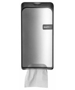 Toiletpapierhouder Bulkpack Quartz Silver