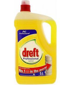Dreft citroen 5 liter